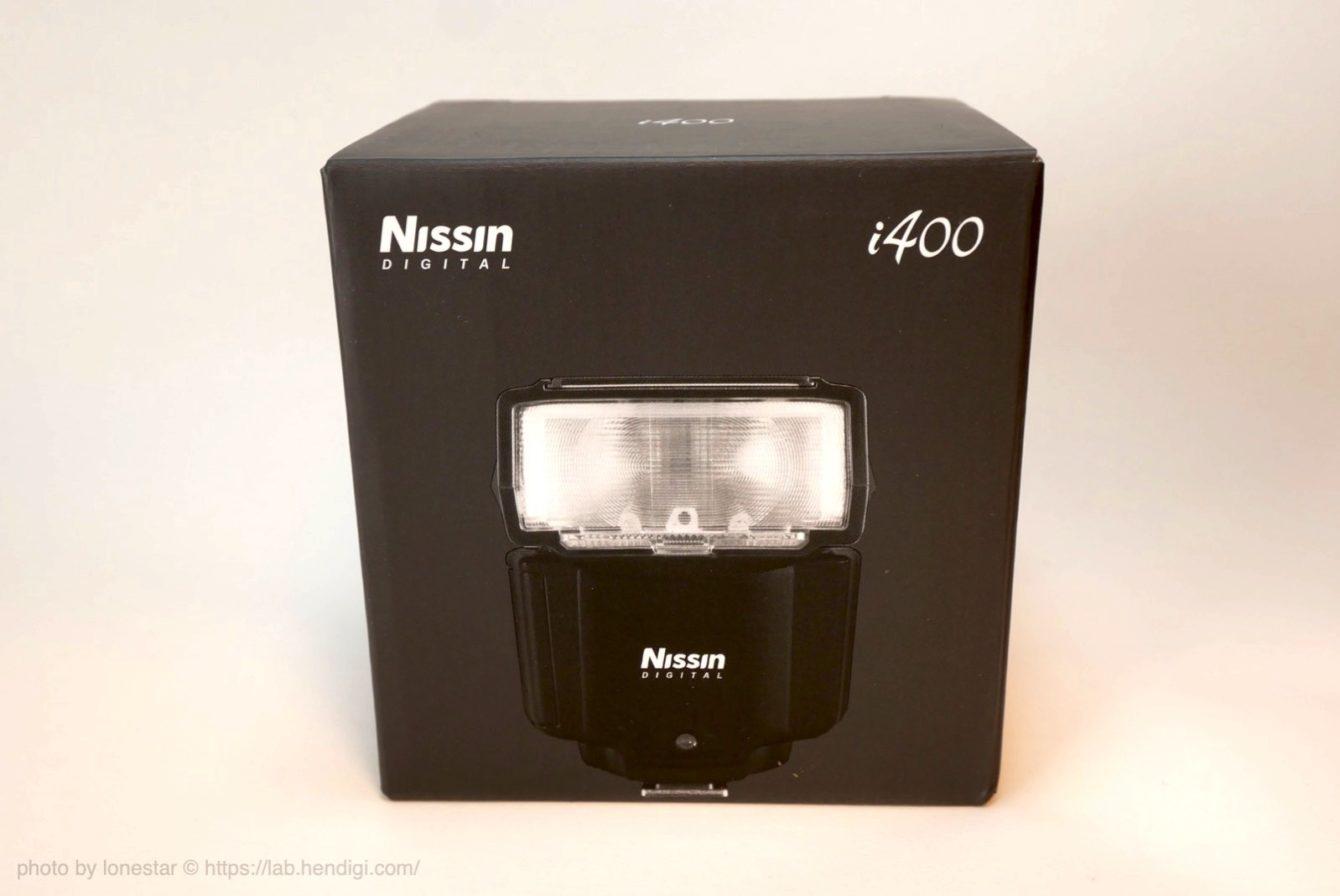 ニッシン i400