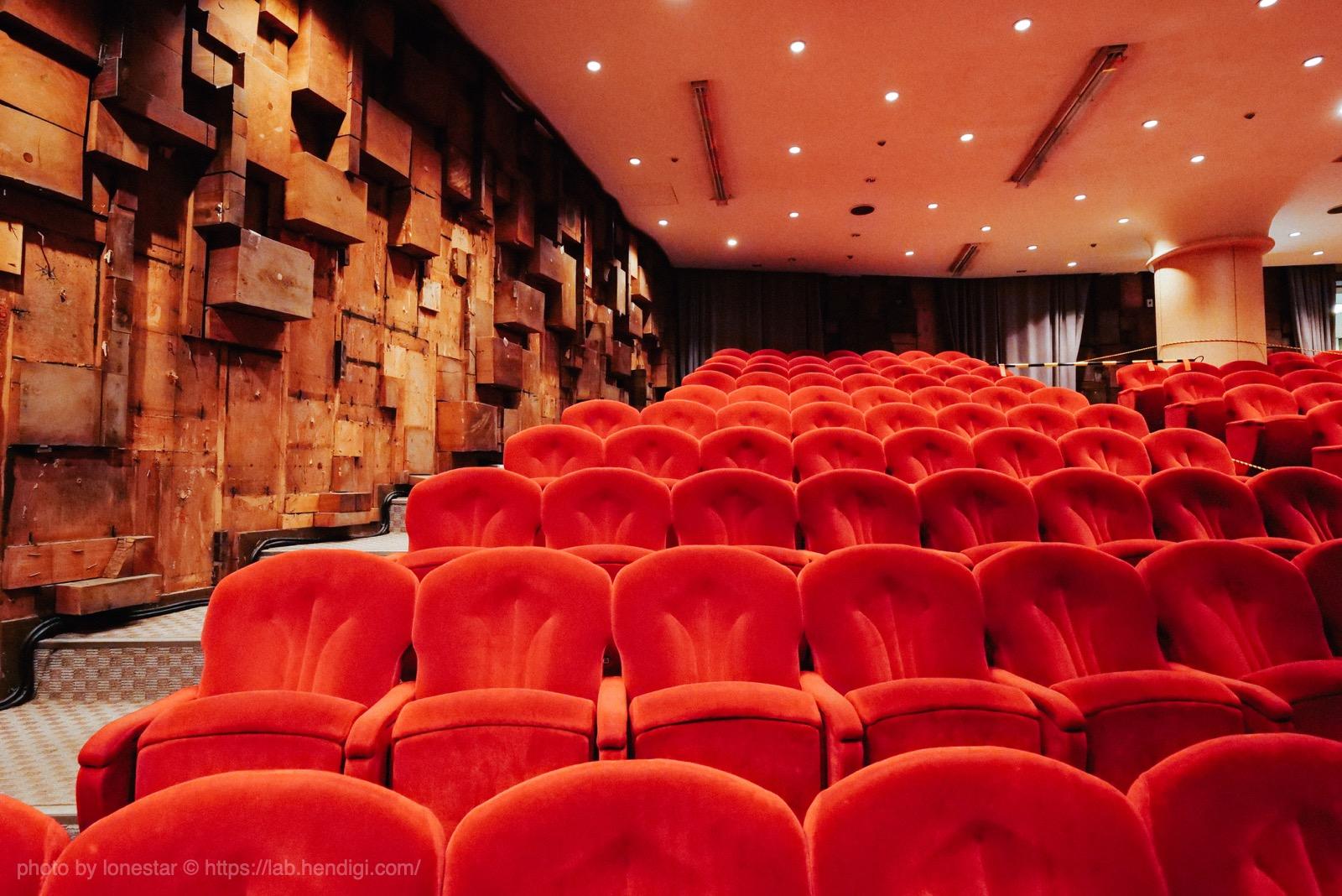 中日劇場 見学