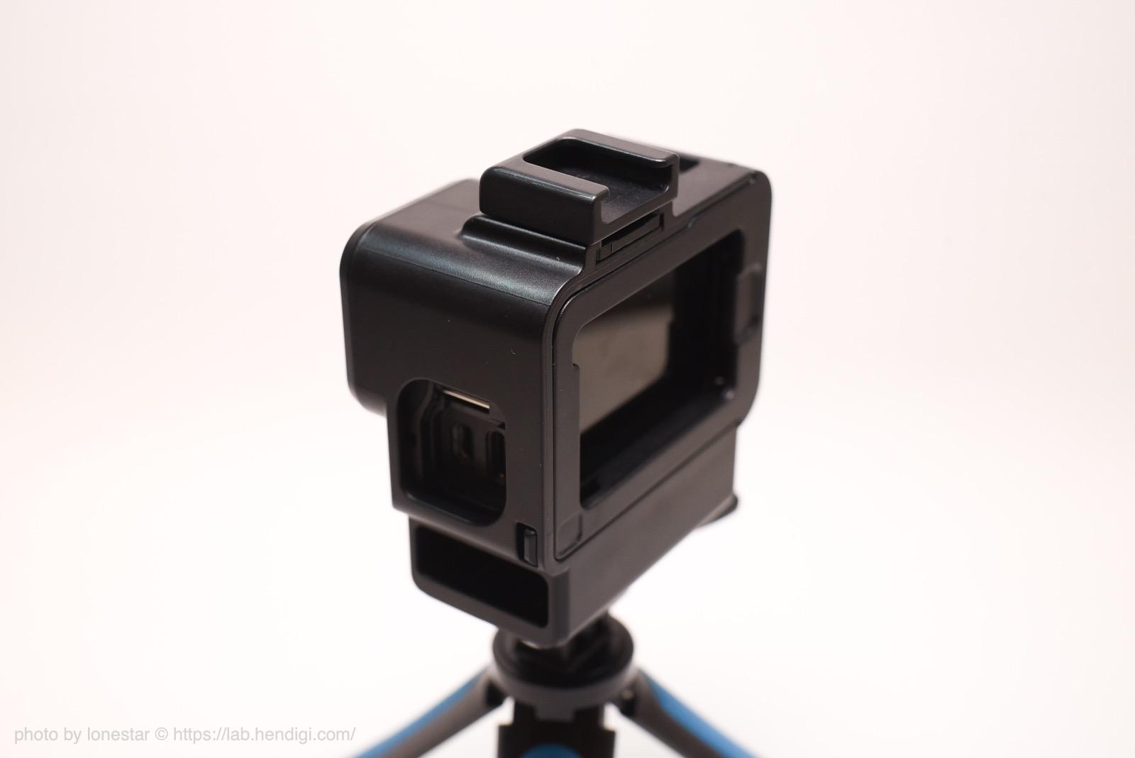 GoPro マイク ケース