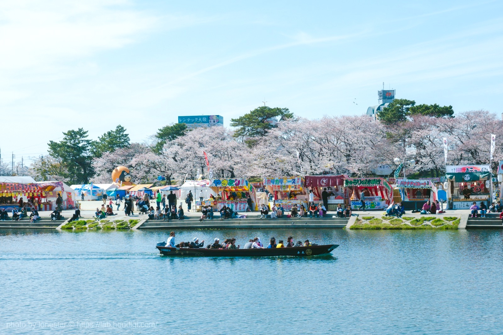 岡崎市 桜まつり 2019