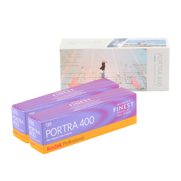 KODAK PORTRA400 135 10本パック