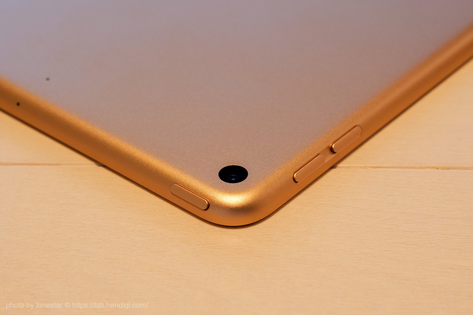 iPad mini カメラ