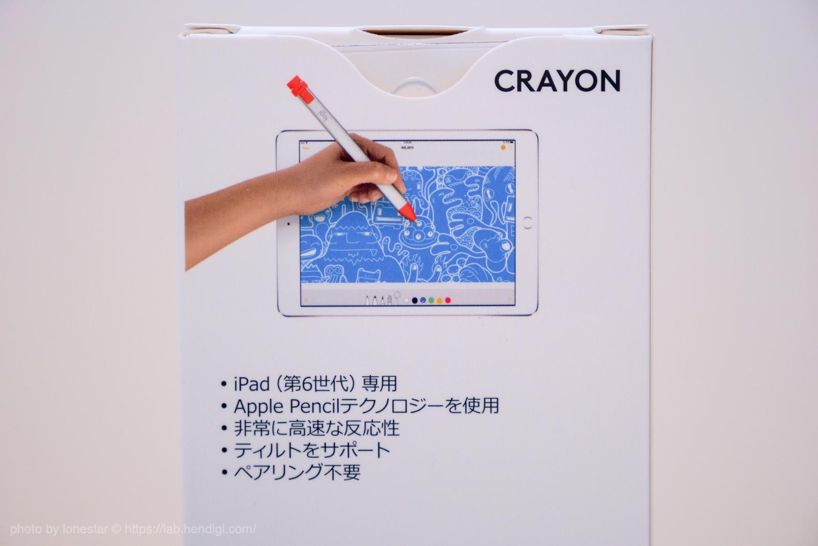 iPad mini ロジクール クレヨン