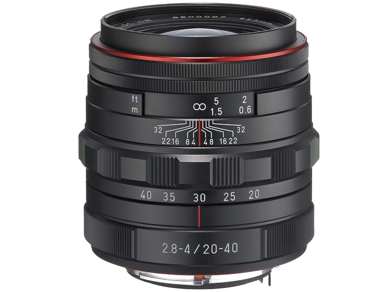 HD PENTAX-DA 20-40mmF2.8-4ED Limited