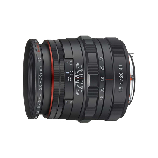 PENTAX-DA 20-40mmF2.8-4ED Limited