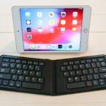 新型 iPad mini 5 レビュー