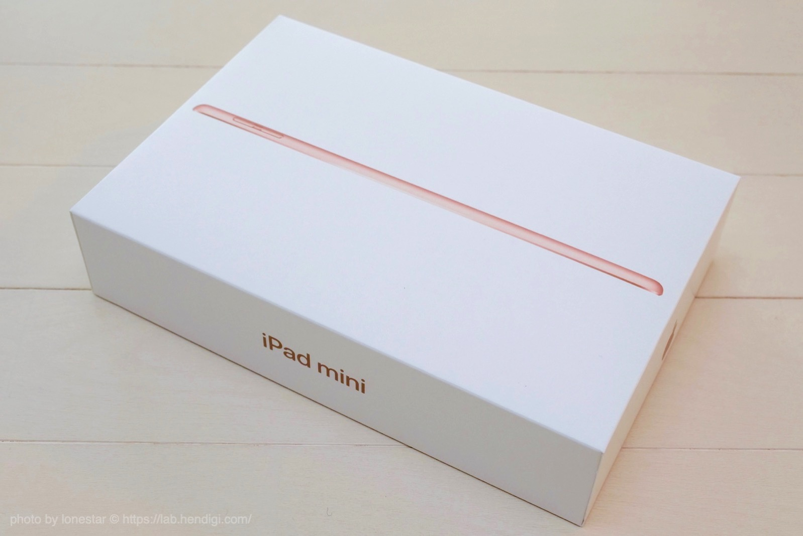 新型 iPad mini レビュー