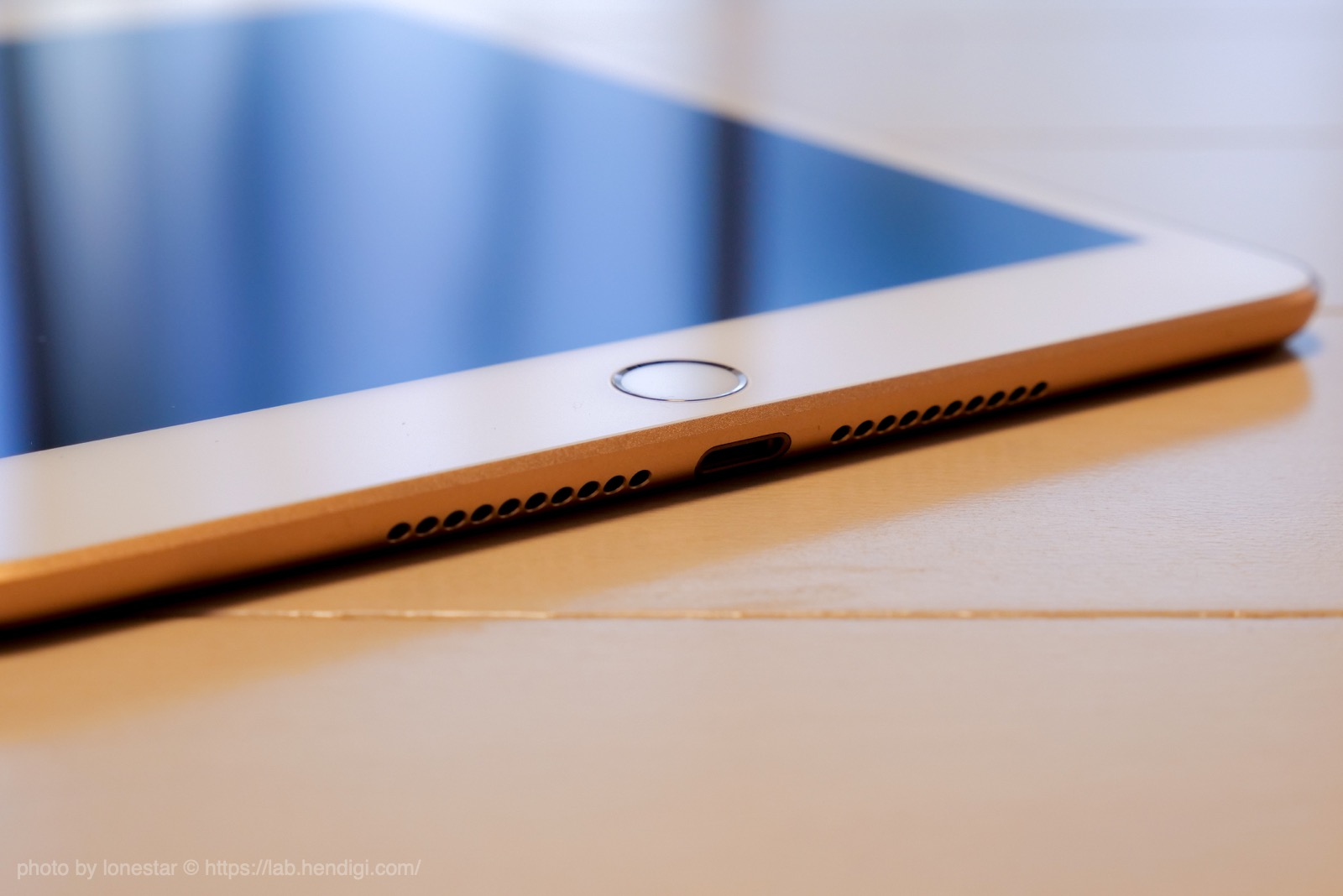 iPad mini 5 Touch ID