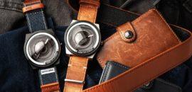 カメラ好きにオススメ!?レンズモチーフの腕時計「NATO LENS」にニューモデルが登場!