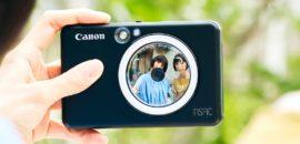 キヤノンのカメラ機能付きプリンター「iNSPiC ZV-123/CV-123」が可愛いので予約した!