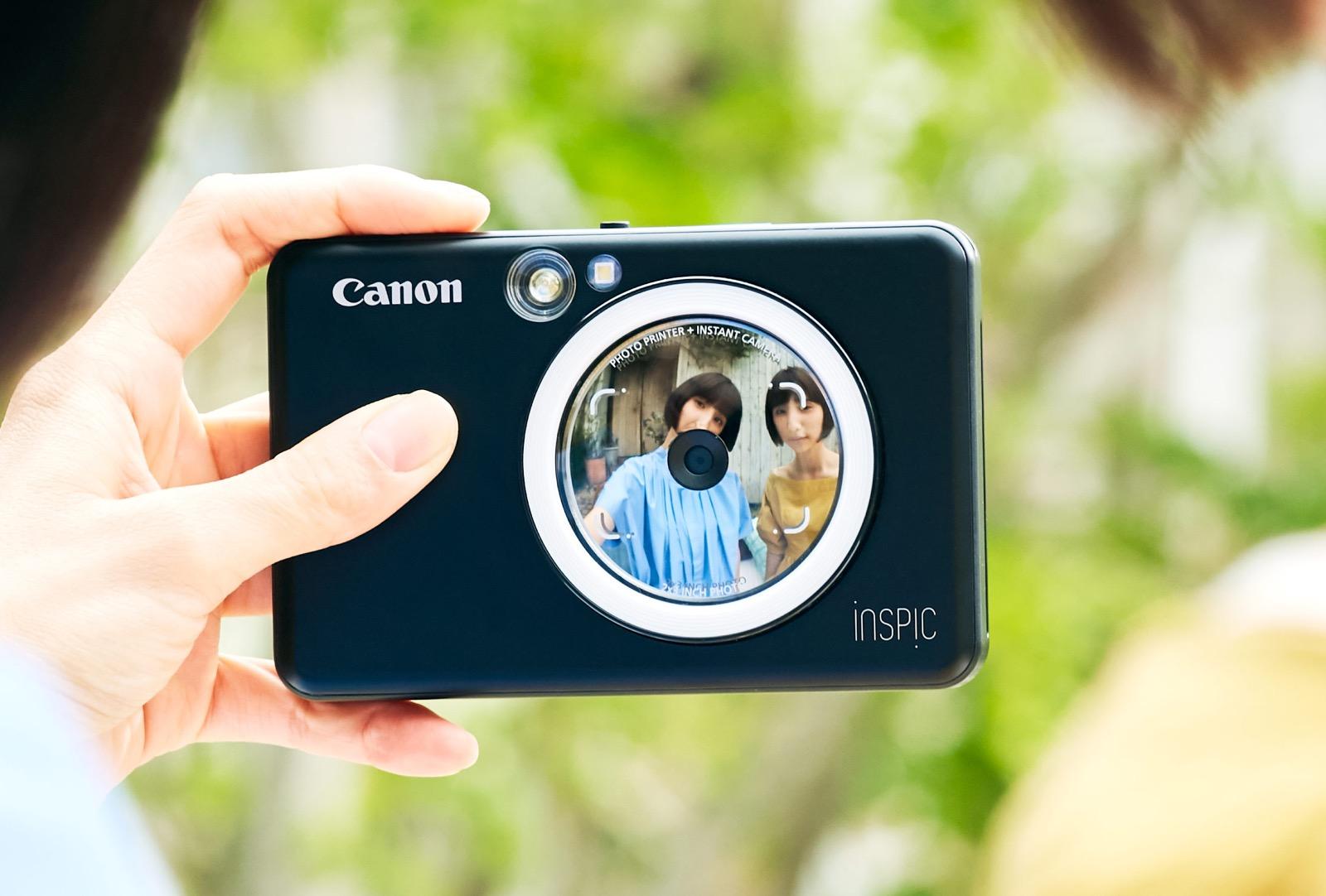 iNSPiC カメラ