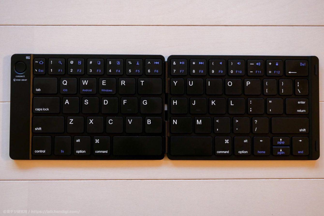 Ewin 新型 Bluetoothキーボード