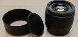ミラーレス初心者にオススメ!1.5〜2万円で買えるパナソニックの単焦点レンズ「LUMIX G 25mm F1.7 ASPH.」レビュー