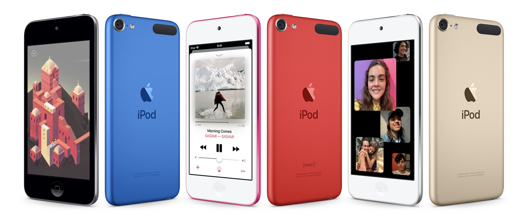 iPod touch 2019 ブログ