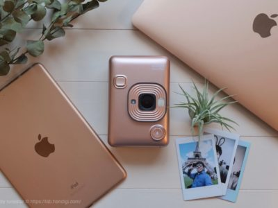 instax mini LiPlay レビュー