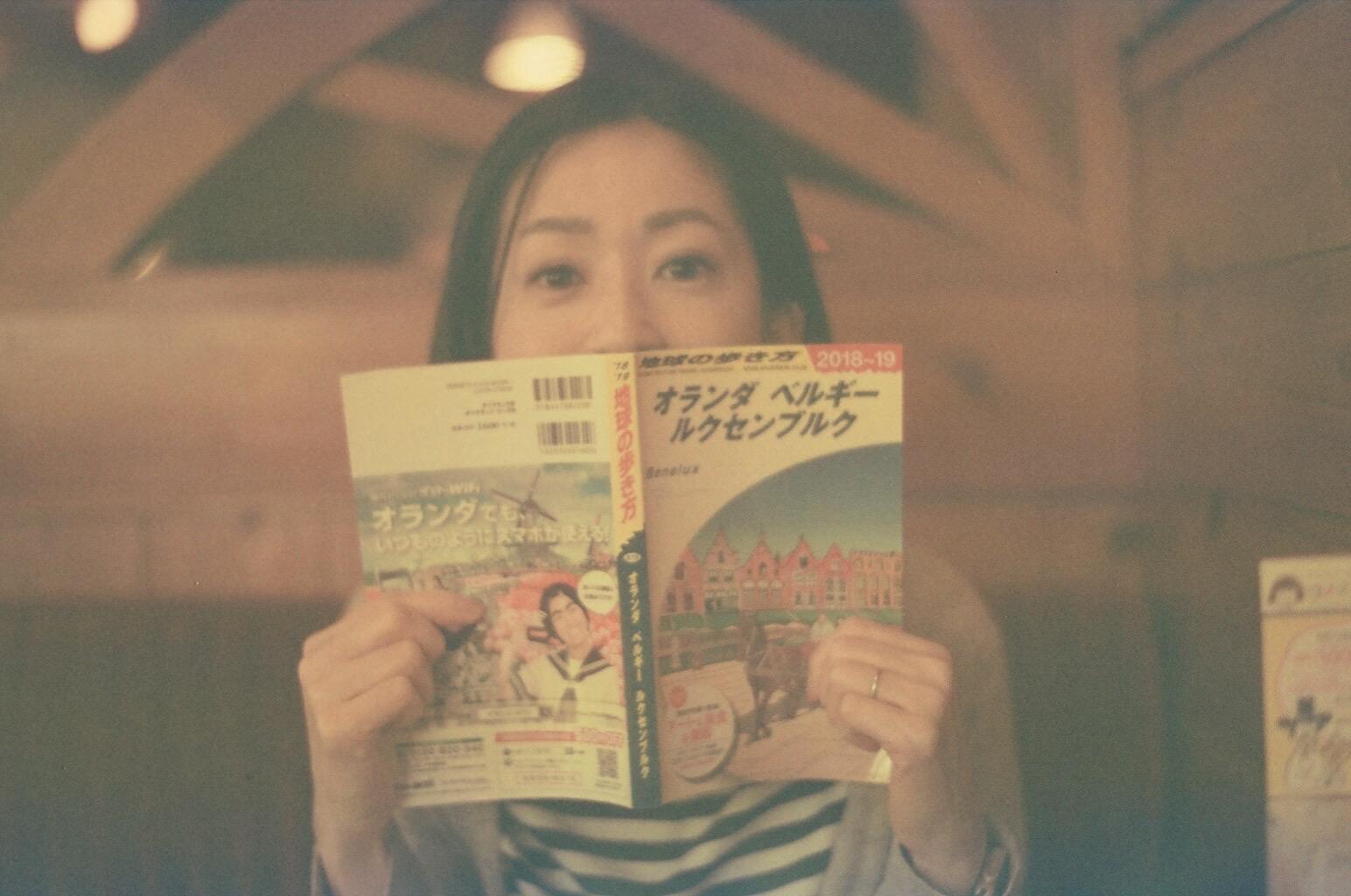 Lomography Cine400 作例写真