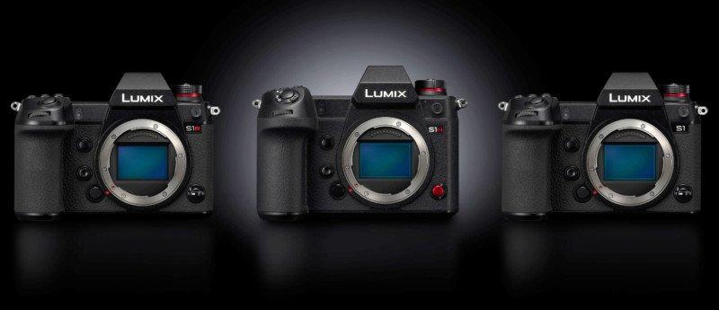 LUMIX S1H サイズ