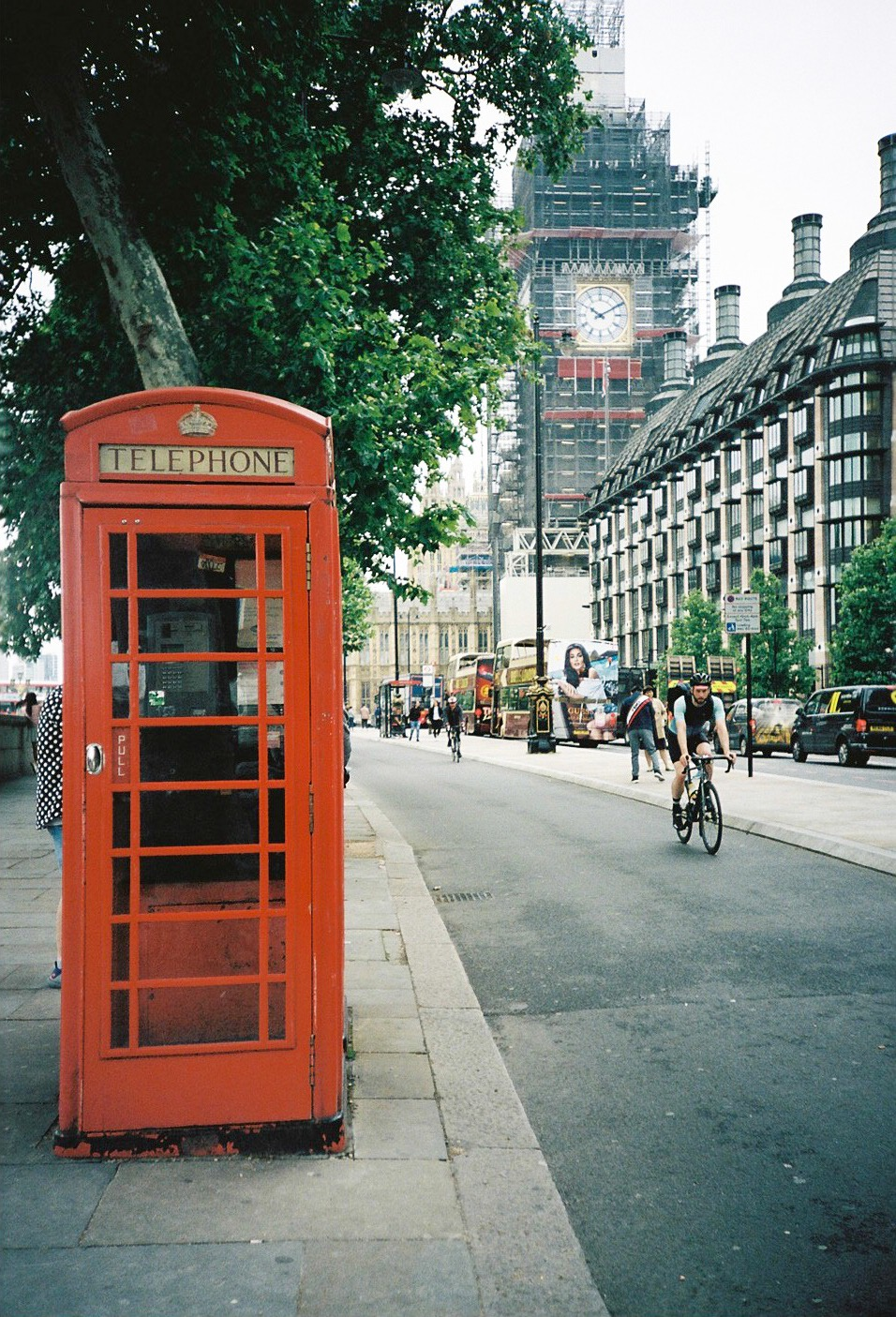 ロンドン フィルムカメラ