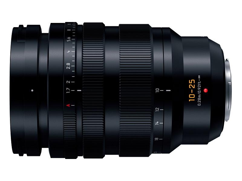 LEICA DG VARIO-SUMMILUX 10-25mm/F1.7 ASPH.