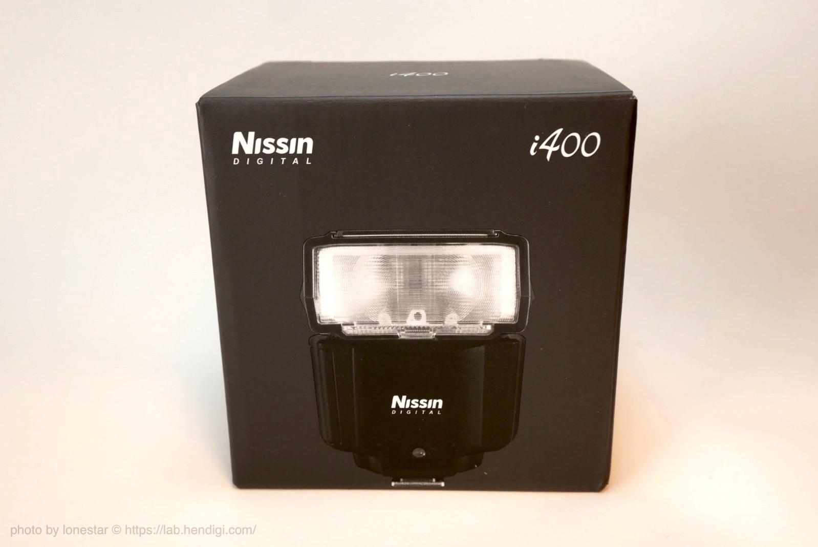Nissin i400