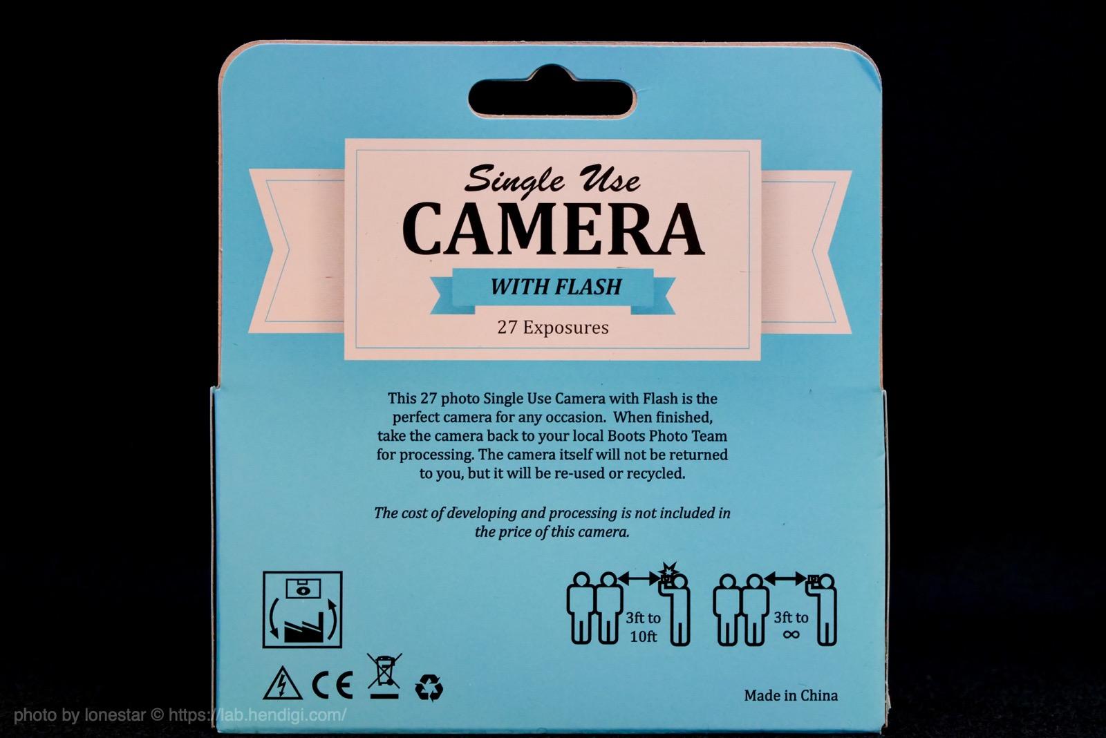 イギリス ブーツ カメラ