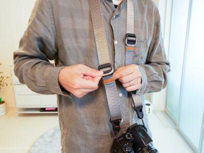 ピークデザイン カメラストラップ 感想