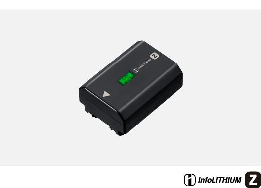 Zバッテリー α6600