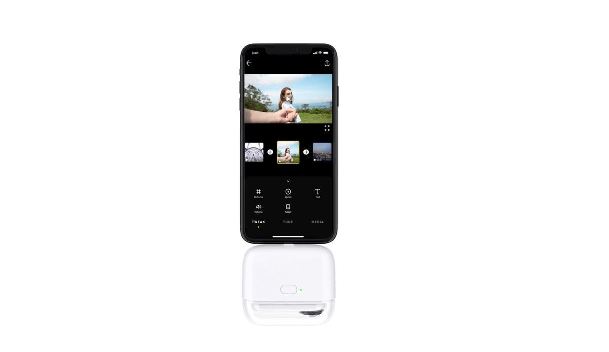 Insta360 GO iPhone