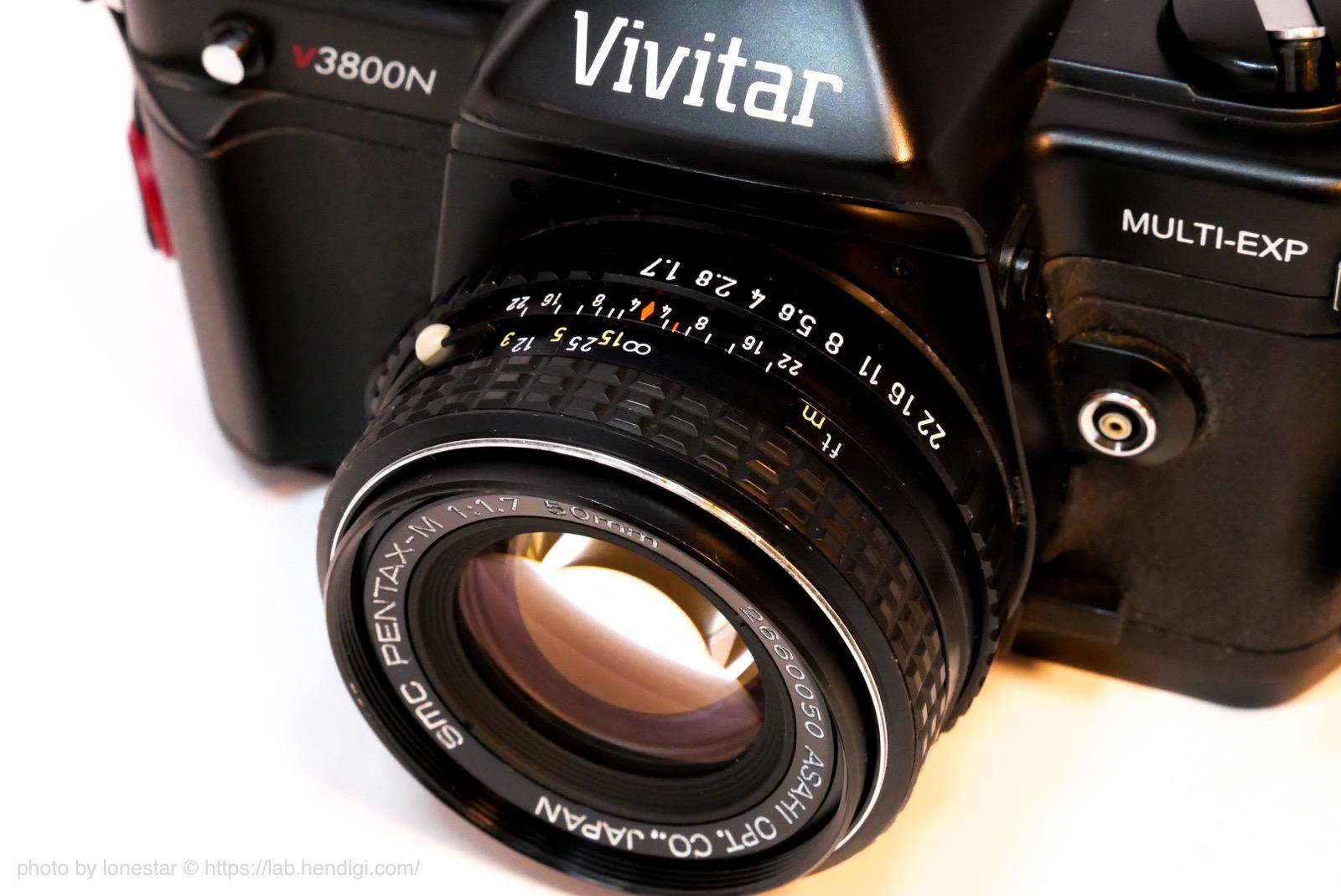 Vivitar V3800N