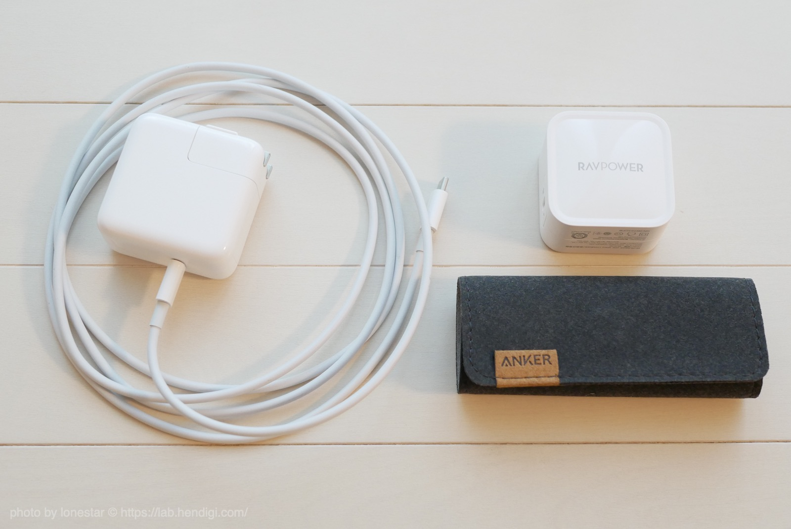 Anker USB-C ケーブル ブログ