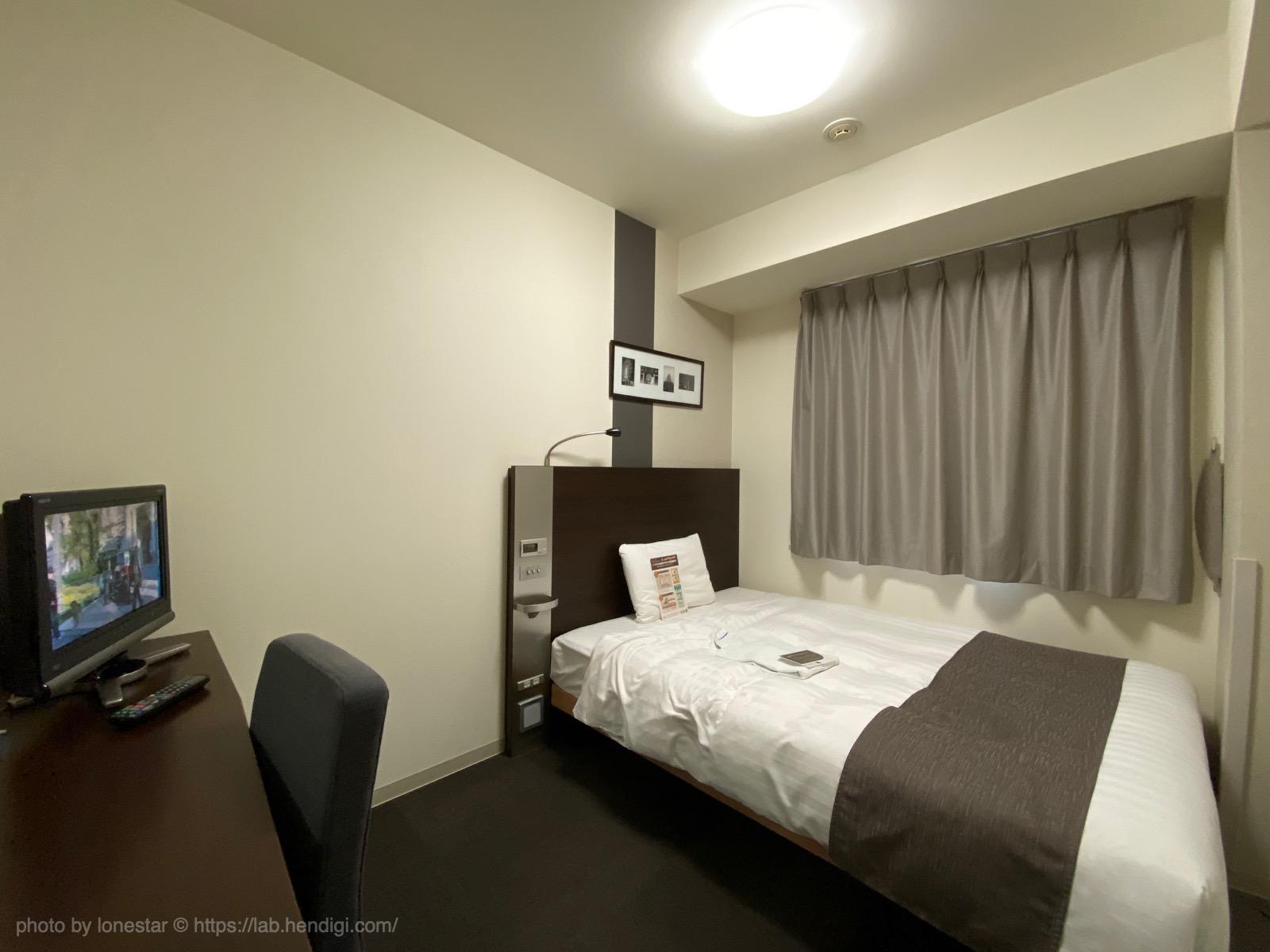 iPhone 11 Pro 超広角レンズ ホテル