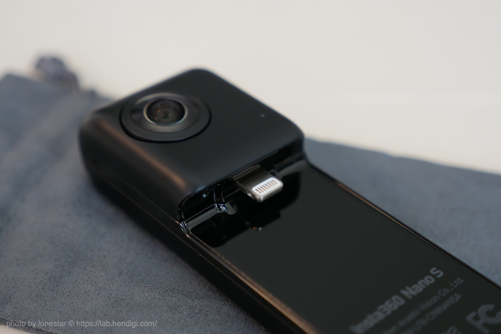 Insta360 Nano S ライトニング