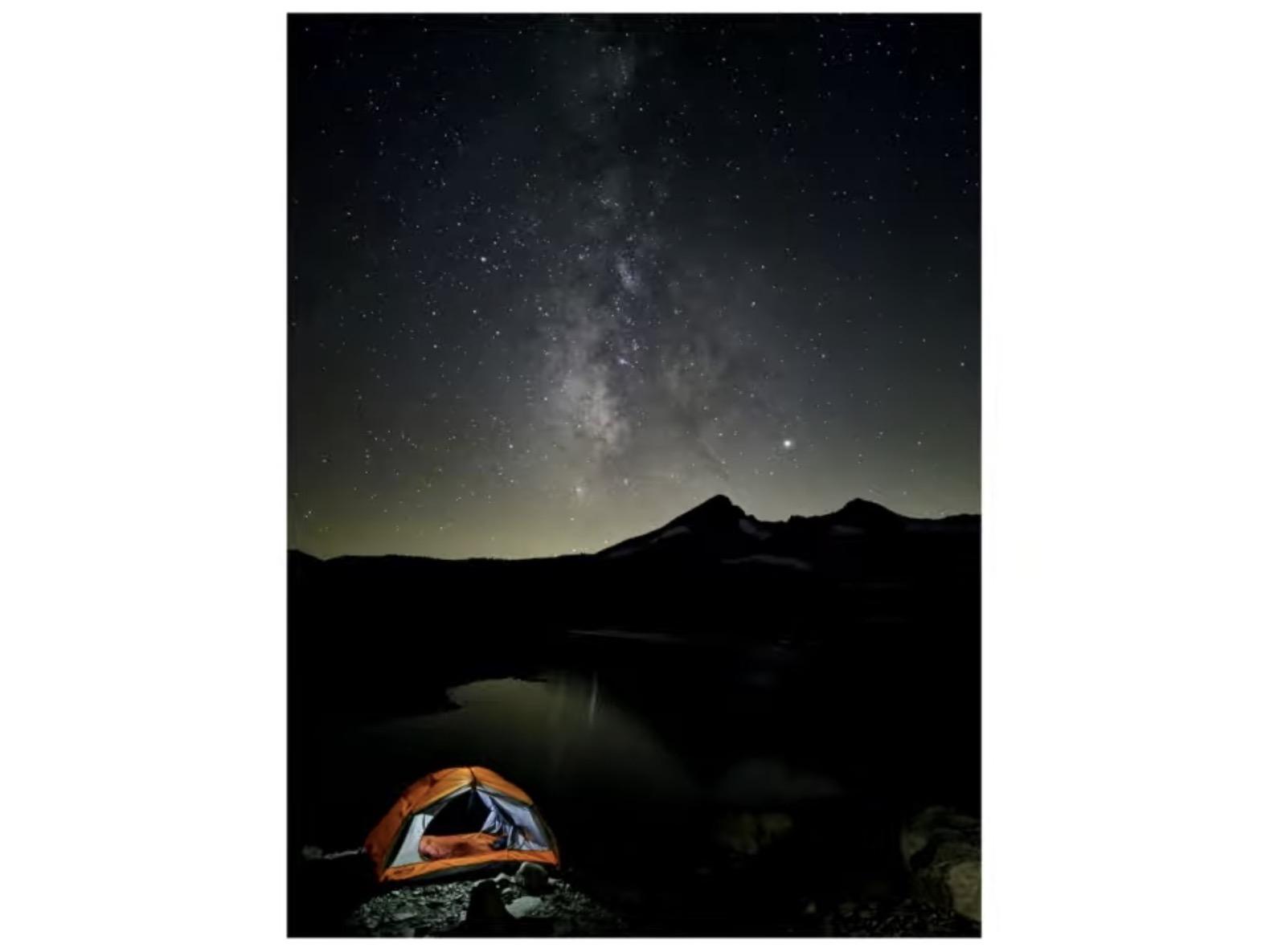 Pixel 4 星景撮影