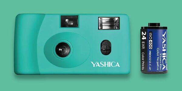 ヤシカ フィルムカメラ