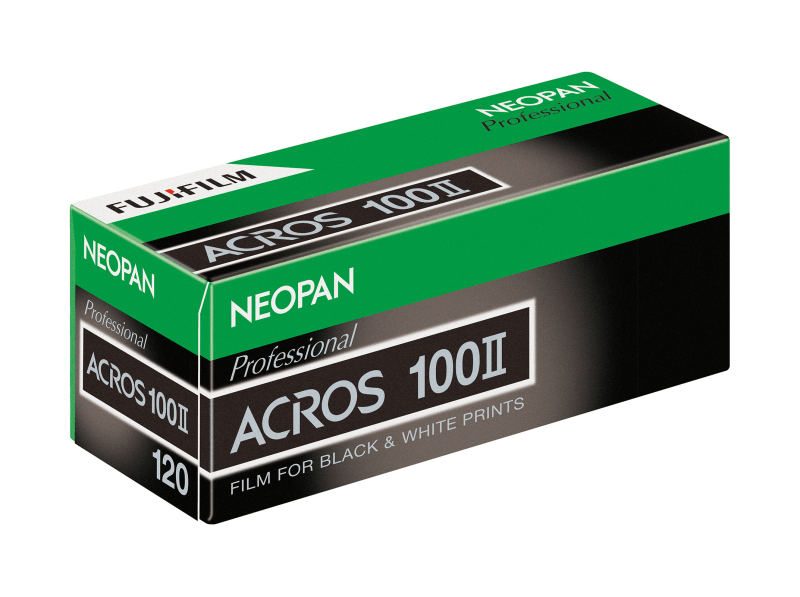 ネオパン 100 ACROS II ブローニー