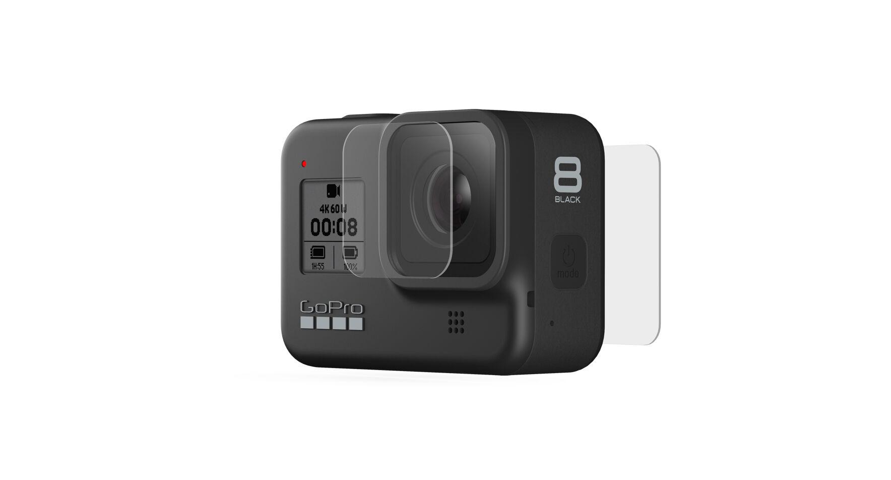 GoPro 液晶保護フィルム