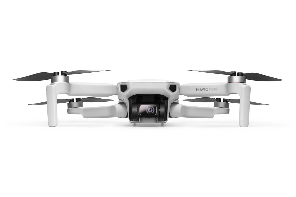 MAVIC mini 解像度