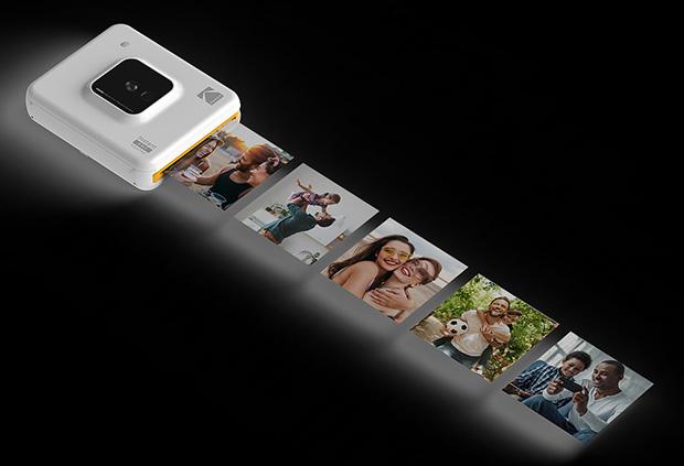 コダック インスタントカメラプリンター