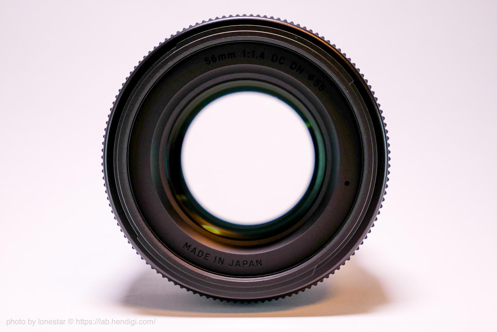 56mm F1.4 DC DN