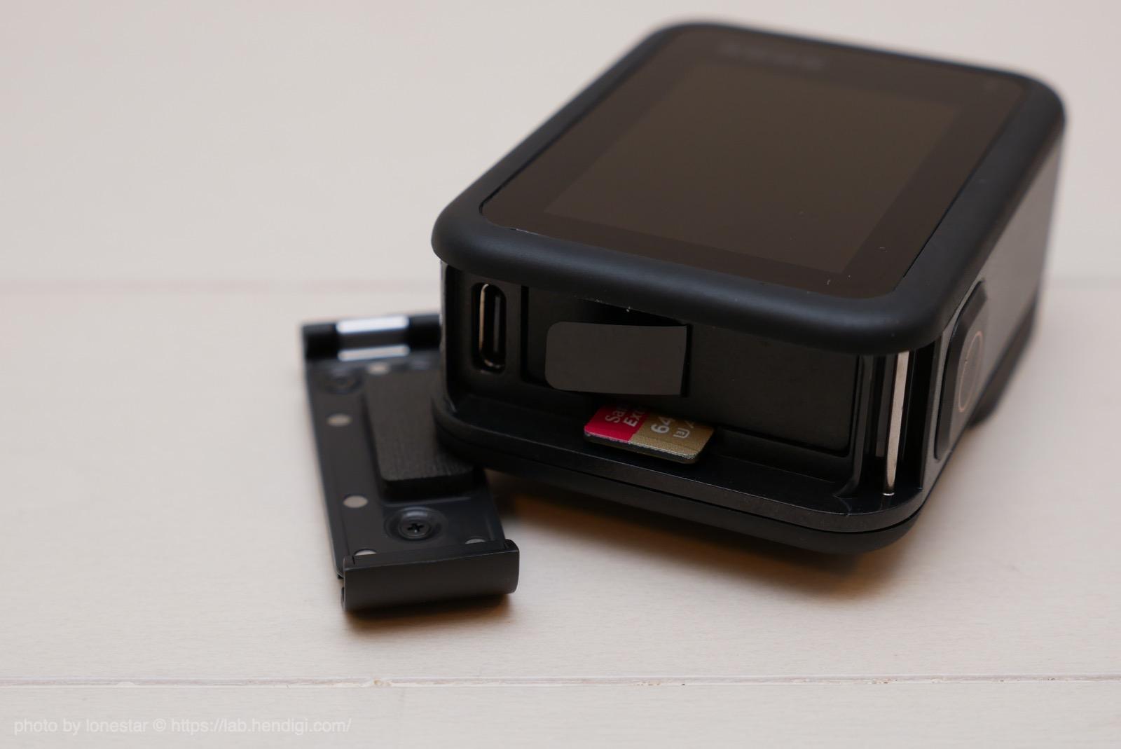 GoPro HERO8 電池
