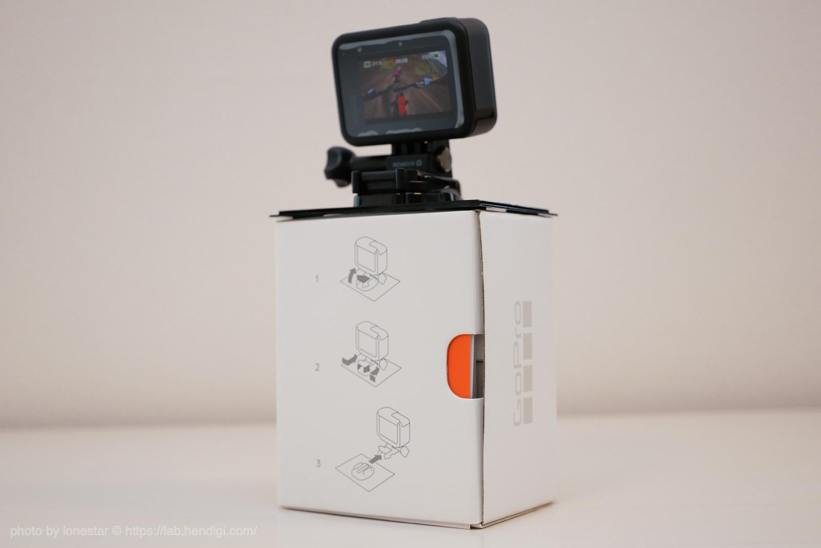 GoPro 取り出し方