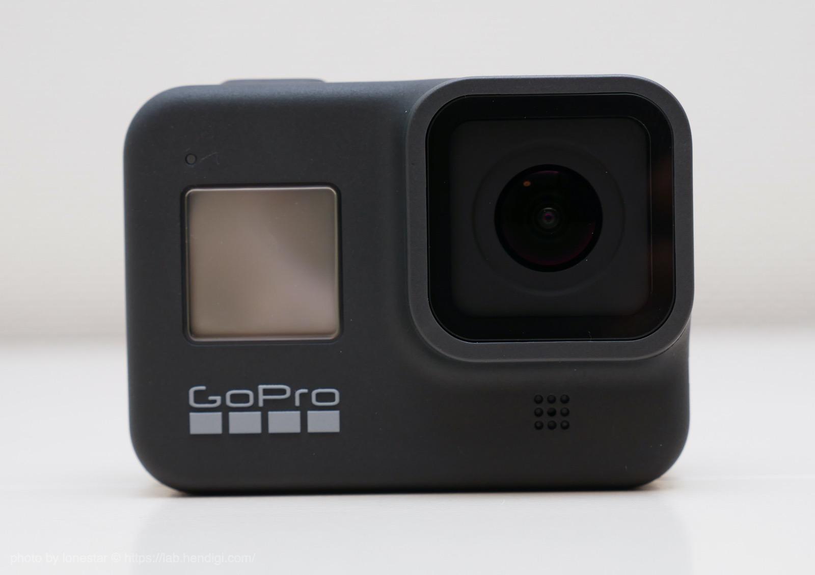 GoPro8 本体