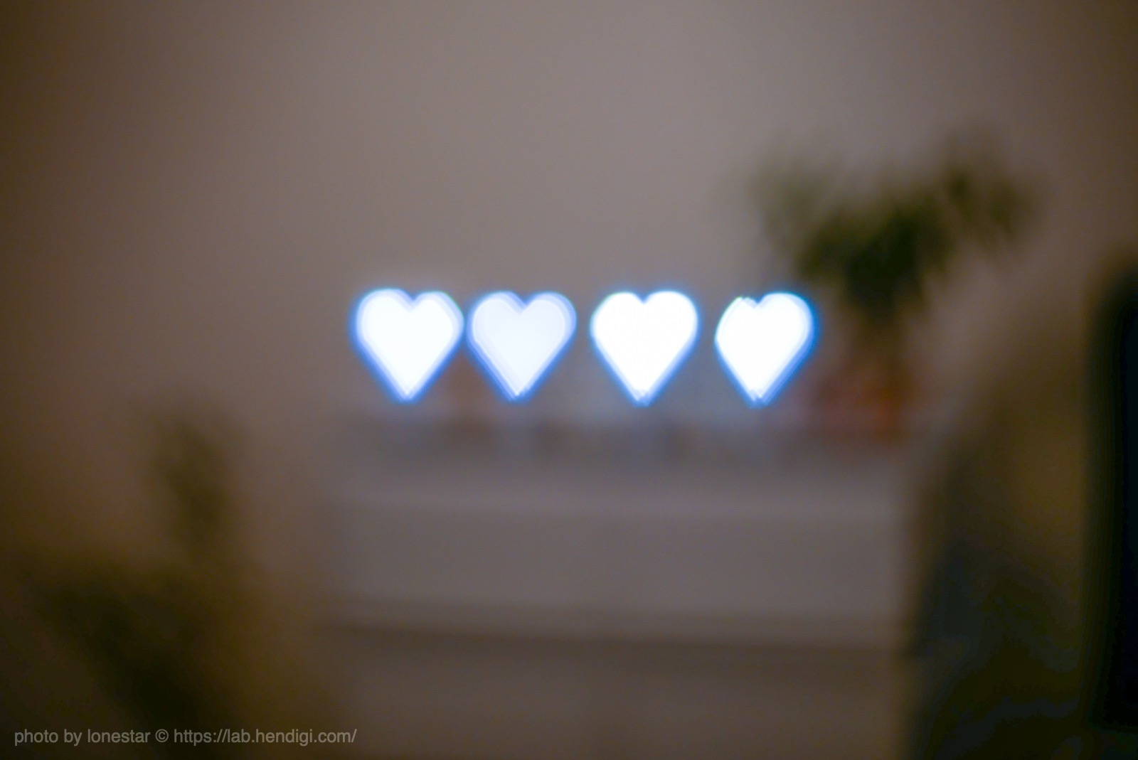 GIZMON Bokeh Lens Illuminator マイクロフォーサーズ 作例写真