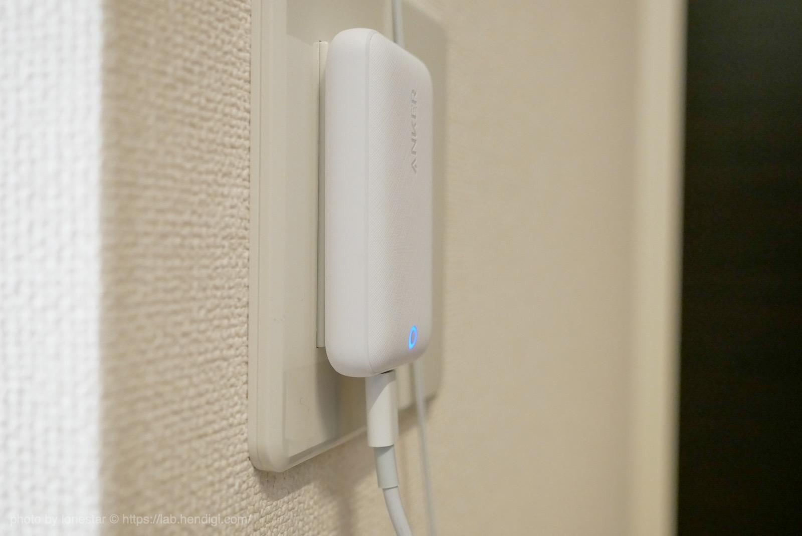 USB-C充電器 薄型 MacBook Air