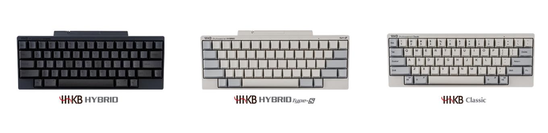 新型HHKB