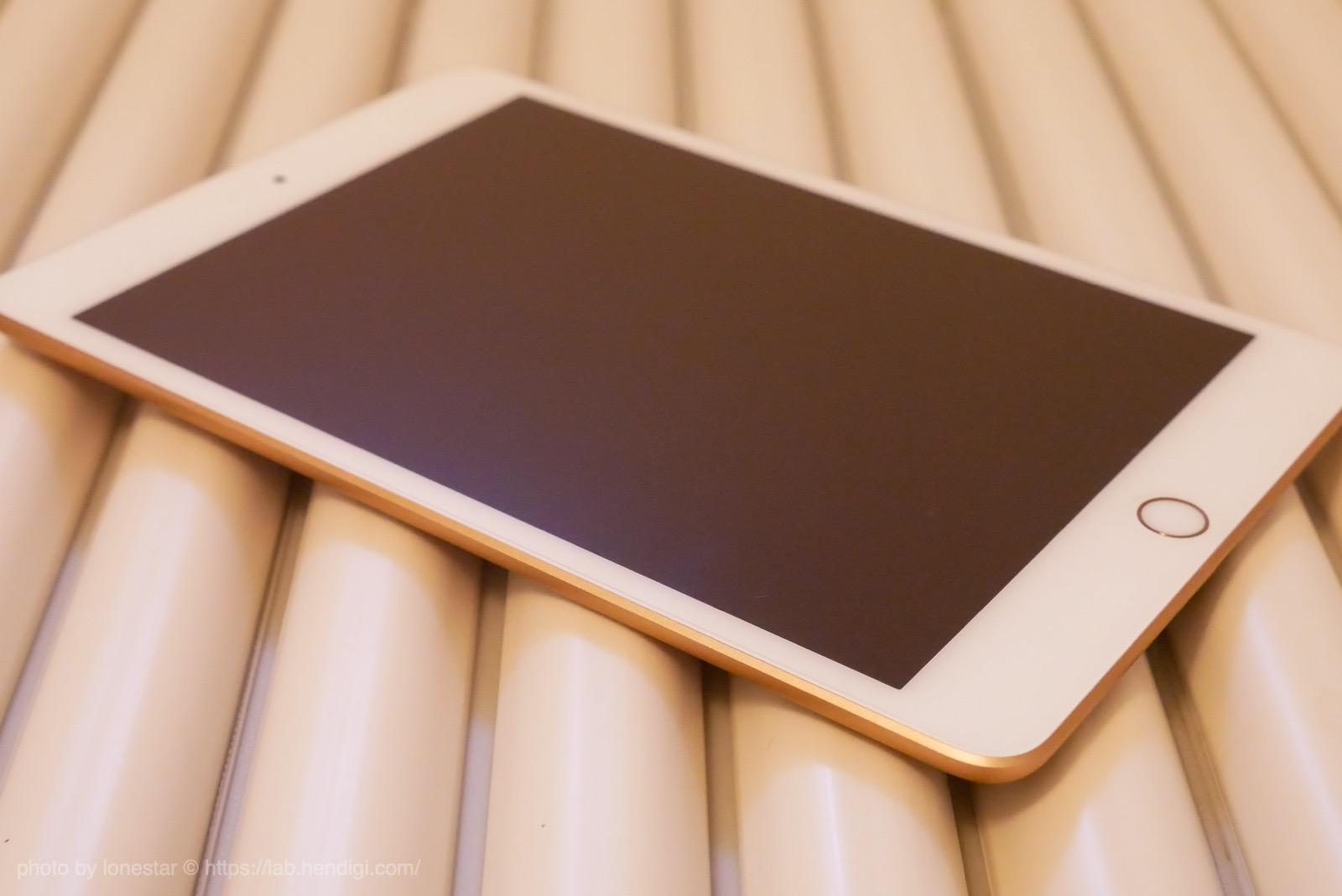 iPad mini ペーパーライクフィルム 感想