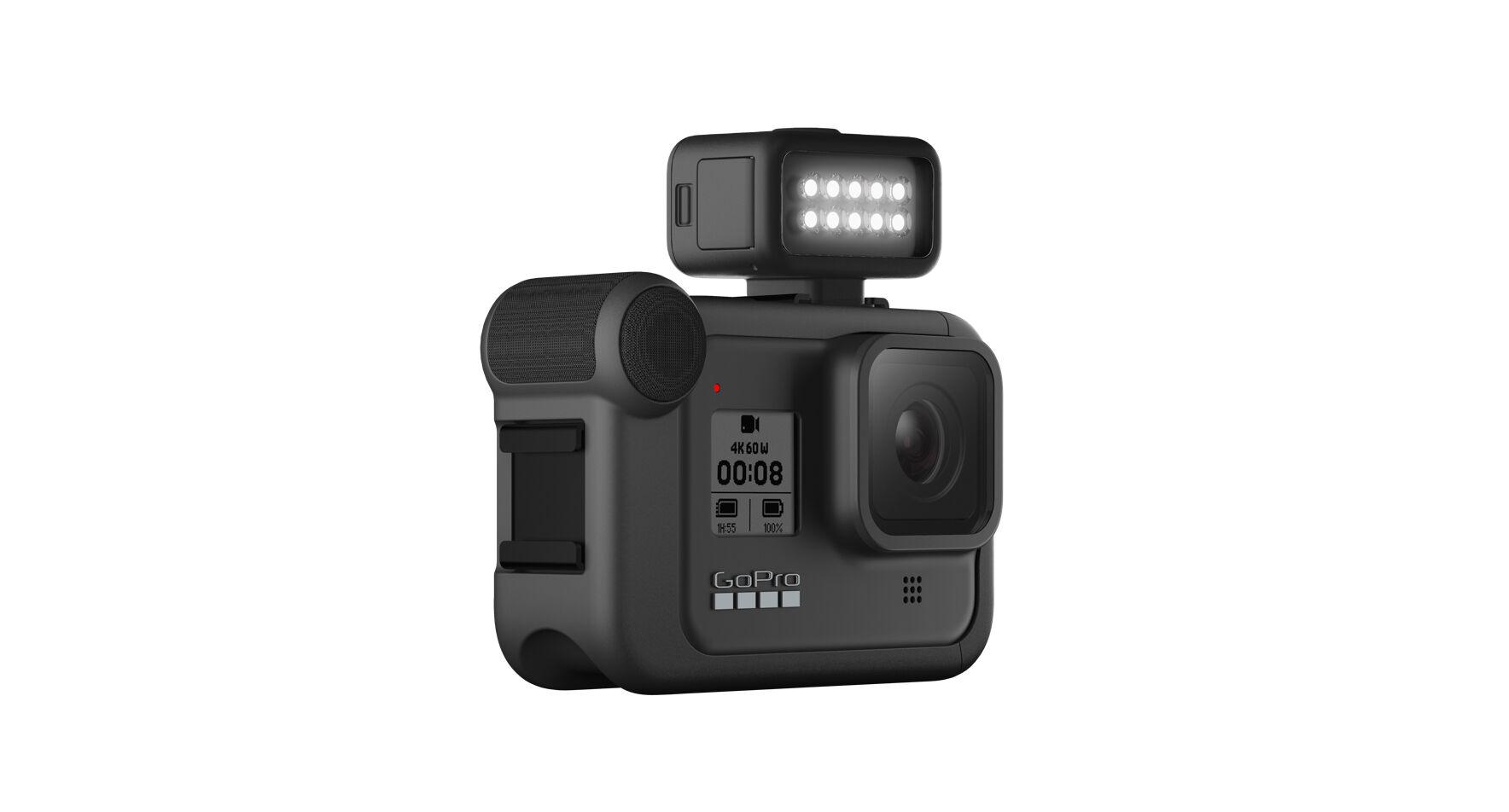 ライト モジュラー GoPro HERO8 Black