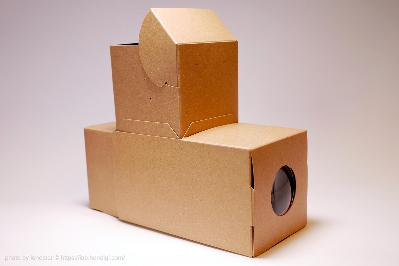 フェルメールのカメラ箱 レビュー