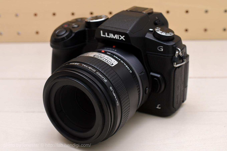 ZUIKO DIGITAL 35mm F3.5 Macro