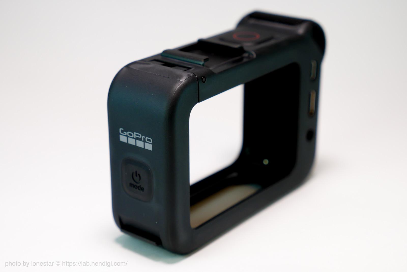 GoPro メディアモジュラー 電源ボタン